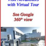 Nova Rotors virtual tour. at 360°