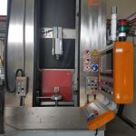 New Rotors Induction hardening machine